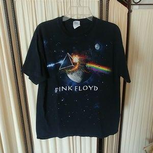 Mens Pink Floyd T-shirt L